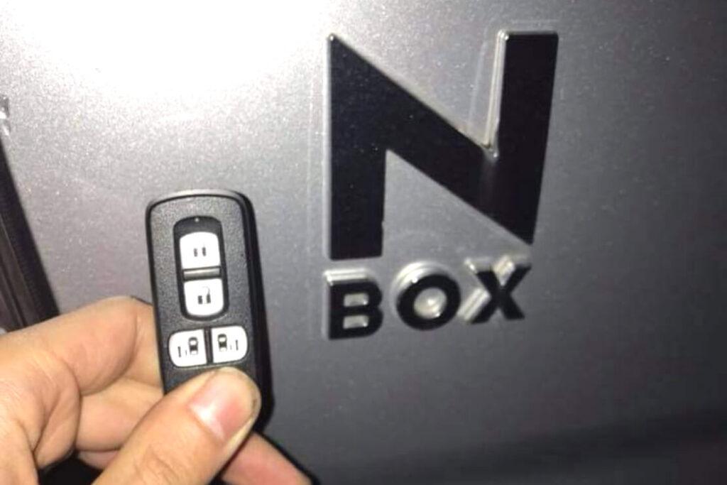 ホンダN-BOXの鍵紛失やスマートキー紛失に出張対応する鍵屋