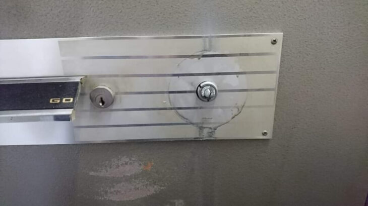 GOTO製の業務用金庫を壊して開錠|破壊解錠なら早く安く対応可能