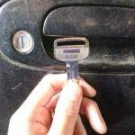 スプリンターのインロック解錠&鍵紛失によるキー作製に即日出張対応