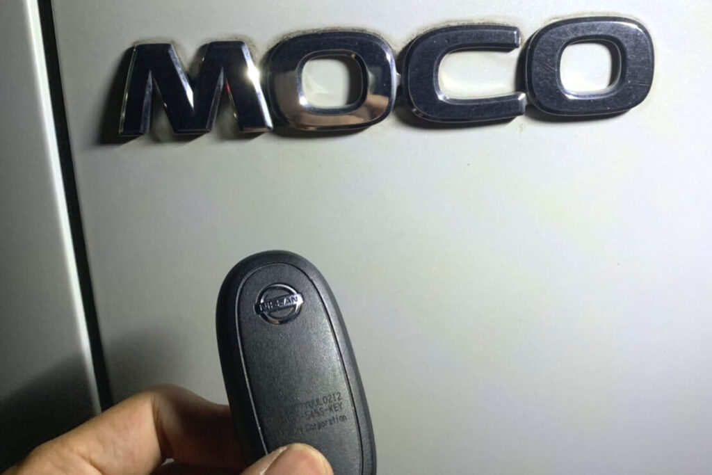 モコの鍵トラブルを即日で出張解決する鍵屋