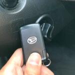 ソニカの鍵紛失によるスマートキー登録作製