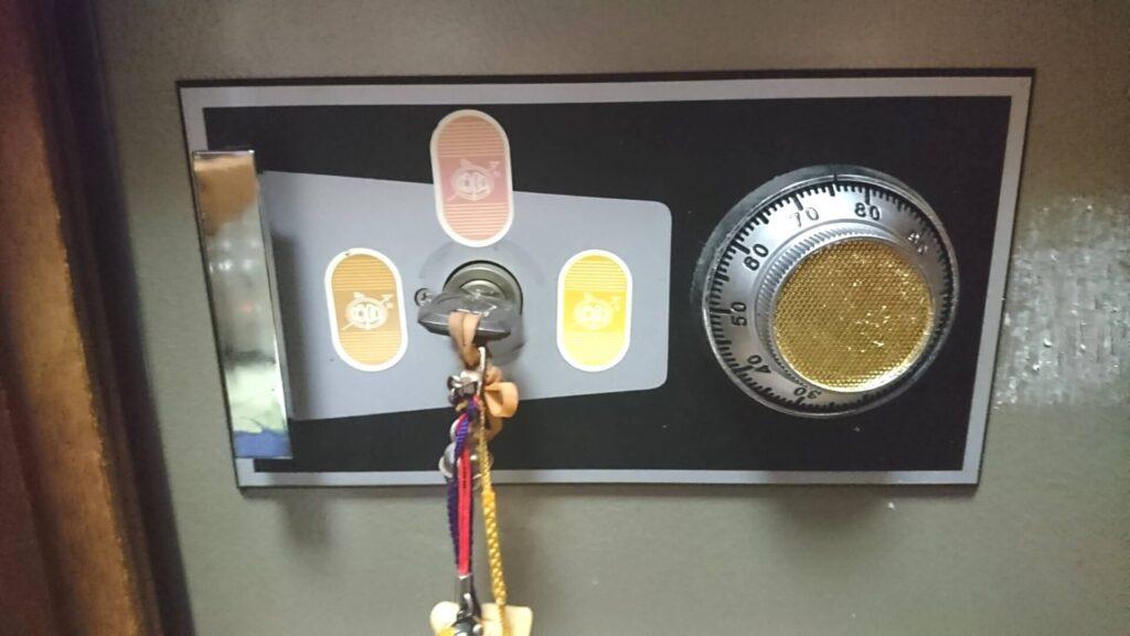 デリカ金庫の解錠に出張対応