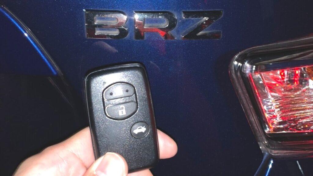 スバル BRZの鍵トラブルを出張解決する鍵屋