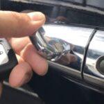 CR-Vの鍵紛失によるメカニカルキー作製
