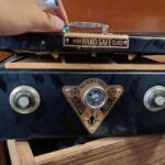 古い手提げ金庫の棒鍵をピッキング解錠!傷つけることなく開けます♪