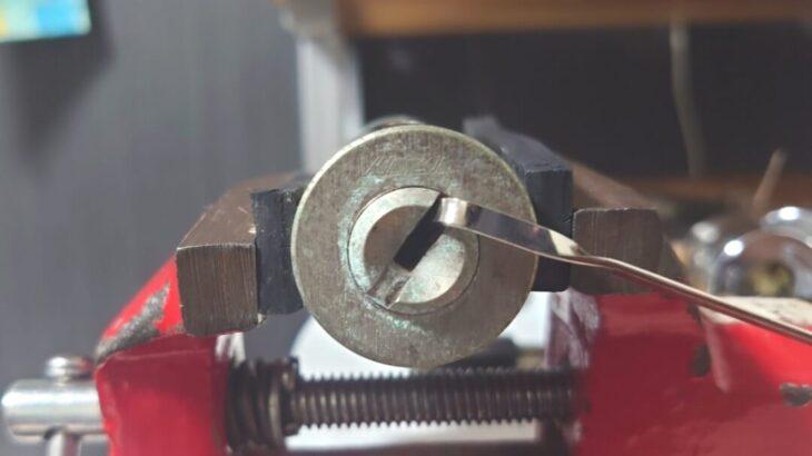ピッキング練習第11弾 KABA社のカバスターの解錠に挑戦した!