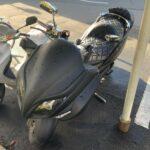 バイクの鍵トラブル