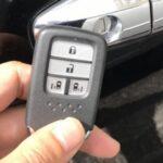 ホンダ ステップワゴンのスマートキー紛失登録