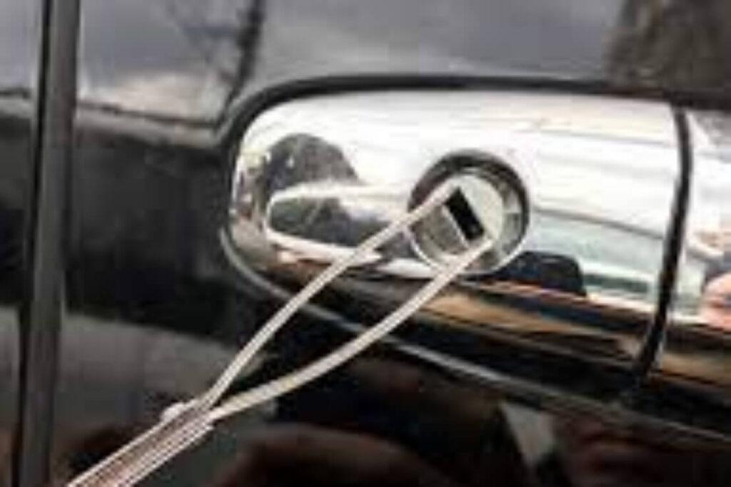 ステップワゴンの鍵紛失による開錠作業