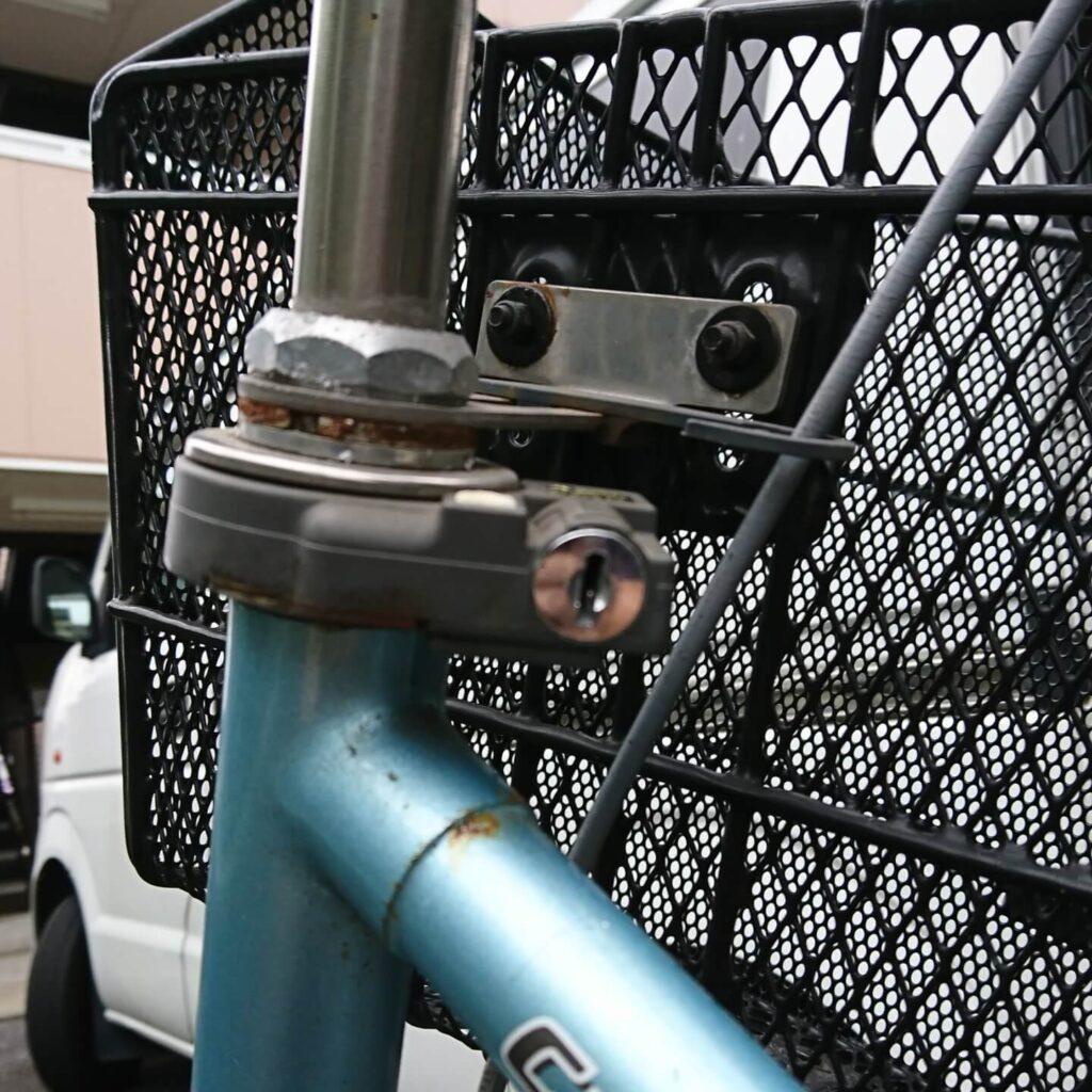 自転車の鍵を全て紛失したとご依頼