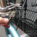 自転車の鍵を全て紛失したことによる開錠&鍵作製|即日で出張対応!