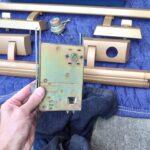 錠前ケースの故障不具合でドアが開かない?|修理や交換に出張対応!