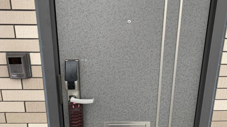 ALPHA edロックの開錠に出張対応 鍵を壊すことなく開錠可能