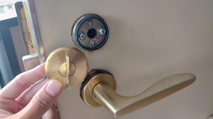 鍵の交換方法は型番によって違う
