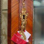 イタリア製キャビネットの解錠依頼|鍵はあるのに壊れて開かない案件