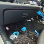 BMWのグローブボックスの鍵開け依頼|ピッキングによる無傷解錠!
