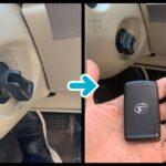 タントのつまみ式スマートキー/キーフリーの紛失登録復旧に出張対応