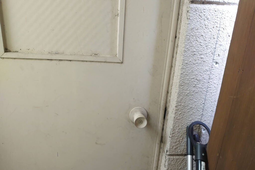 開かずの扉の解錠でご依頼