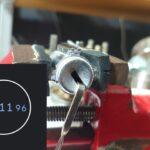 GOAL社V18シリンダーの鍵無し作製の裏技を模索中