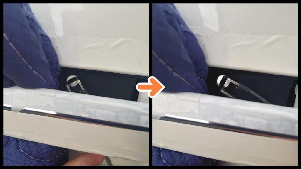 Sクラスベンツのインロック解錠に強い鍵屋
